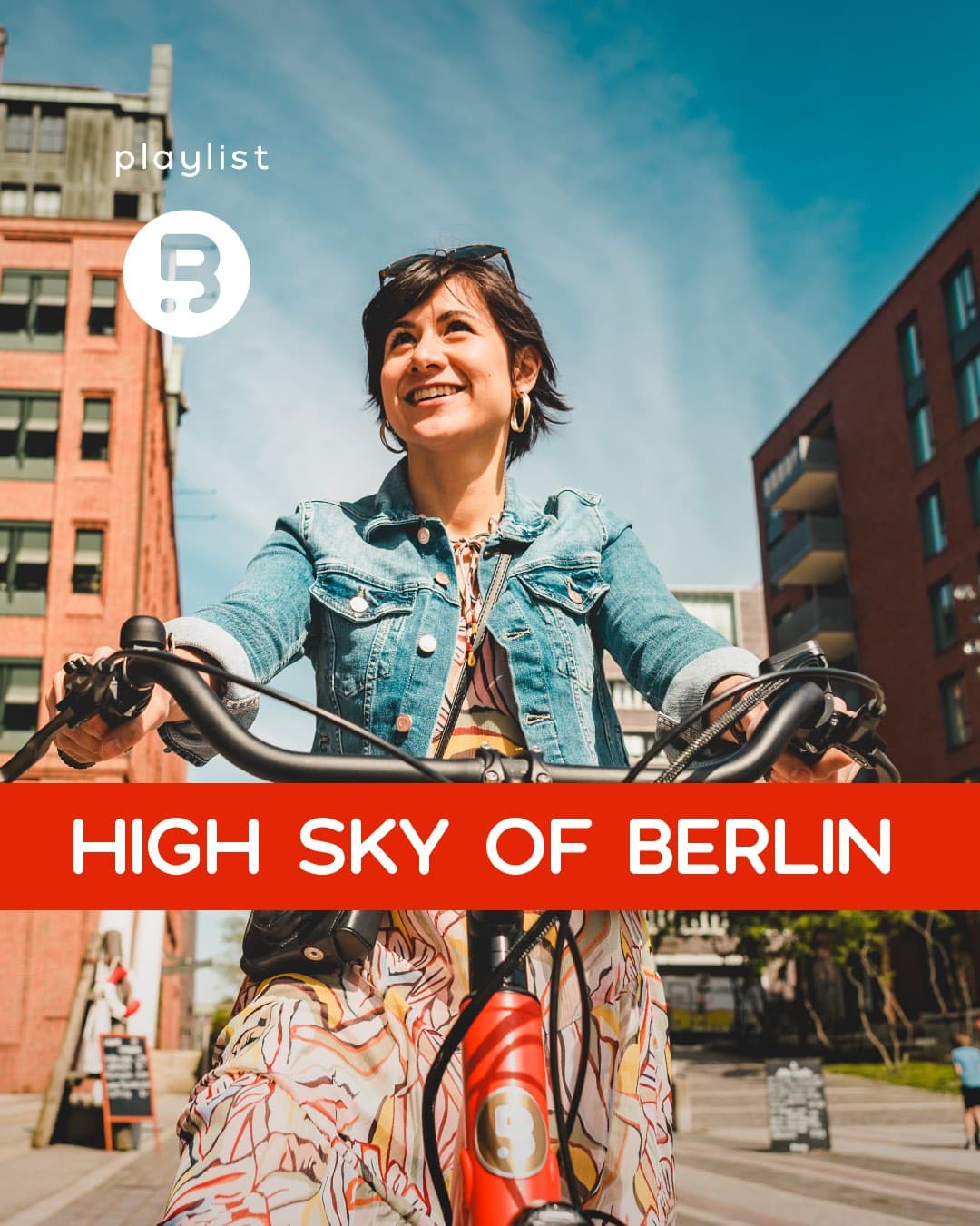 High sky of Berlin // Playlist #1