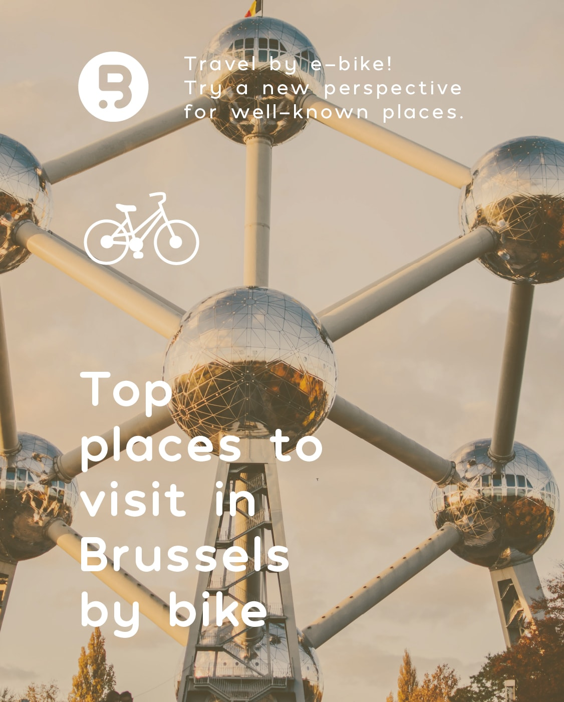 Top places to explore by bike in BRUSSELS